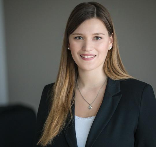 Christina Döring Portrait