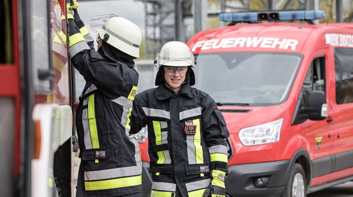Bayernoil Werkfeuerwehr