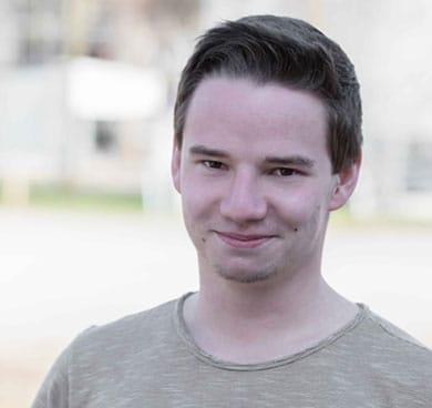 Portrait Autor Jonas